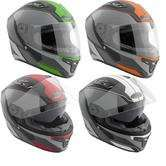 Rocc 552 Graphic Fibreglass Motorcycle Helmet now £39.99 Delivered @ Ghost Bikes