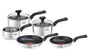 Tefal Comfort Max Stainless Steel 5 Piece Set £50.44 delivered @ Homebase (eBay)