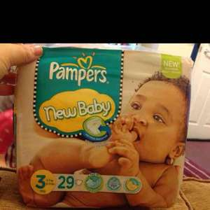 pampers new baby nappies size 3 £1.99 @ Superdrug