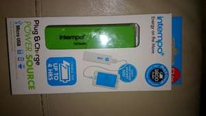 1800mAH powerbank £2.99 at Iceland