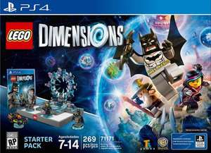Lego Dimensions Starter Pack (PS4/XboxOne) £69 @ Very using voucher
