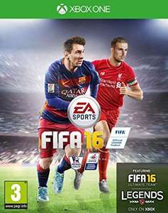 FIFA 16 Xbox One - £29in Singapore Store