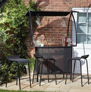 Asda Miami 4piece bar set £25 from £119!