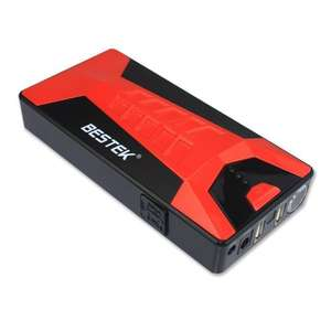 BESTEK® Portable Car Jump Starter and Emergency Power Source £51.50 Sold by BESTEK GLOBAL LTD and Fulfilled by Amazon.