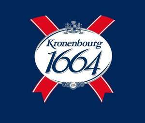 Kronenbourg 1664 18x440ml 2 for £20 @ Asda Instore