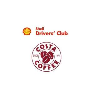 Maximum Shell POINTS! - buy a Costa drink from any Shell Petrol Station you get the equivalent to 40 litres of fuel in points