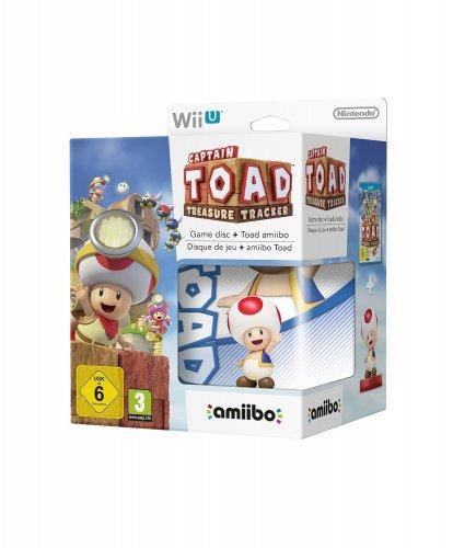 Captain Toad: Treasure Tracker + amiibo ( from Amazon france ) £29.96