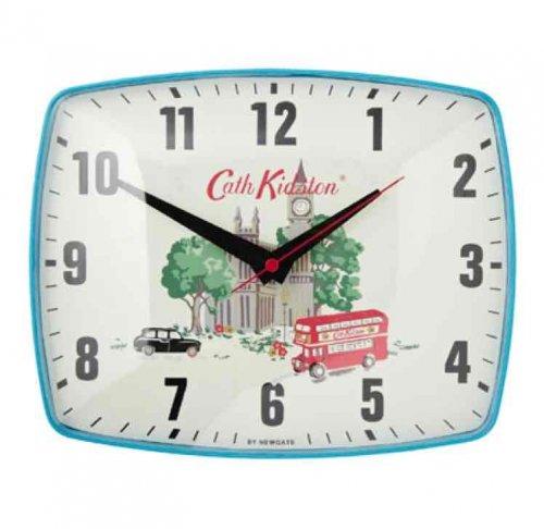 Cath Kidston London kitchen wall clock was £35 now £14 @ Kath Kidston