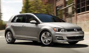 Volkswagen Golf 1.6 TDi Match 110BHP 5 Door = £80.39pm + £2400 Deposit -  24m Lease £4487.72 @ Freedom Contracts