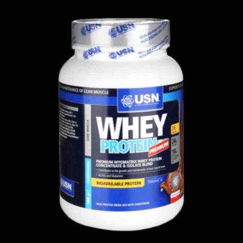 USN Premium Myomatrix Whey Protein, 908g chocolate or strawberry flavours £16.99 @ Lidl
