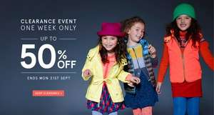 Clearance Sale - Up to 50% Off Childrens Shoes & Boots at Startrite Shoes