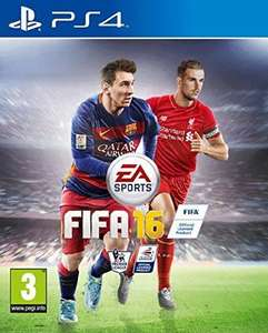 FIFA 16 Preorder PS4 £42 @ Amazon  - Bespoke Offers (Beat My Price - Gameseek) - £33.60
