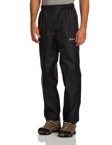 Berghaus Men's Stratus Overtrousers - Black  £14.40 (Prime) £18.39 (Non Prime) @ Amazon