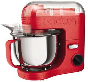 ** Bodum Bistro Red Stand Mixer £107 @ Tesco Direct (Free CnC) **