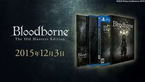 Bloodborne The Old Hunters Edition [Limited Edition] £37.93 @ Playasia