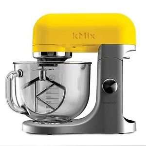 Kenwood kMix Stand Mixer, Yellow - £195 Tesco Direct (free c&c)