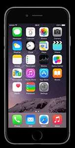 iPhone 6 16GB UNLOCKED £449 @ giffgaff