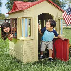Little Tikes Cape Cottage Playhouse £20.00 @ Tesco instore