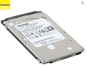 "TOSHIBA MQ Series PX3006E-1HL0 2.5"" Internal Hard Drive - 2 TB £52.97 @ PC World"