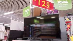40inch Polaroid 1080p TV with 2 USB and 3 HDMI £129 @ Asda in store