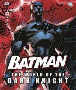 Batman: The World of the Dark Knight £5.77 delivered (Using code) @ The Book People