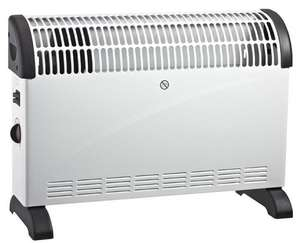 2kw free standing/wall mountable convector heater £9 delivered @ CPC