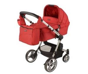 Baby Couture Senses 3 in 1 Pushchair £199.99  @ pramcentre