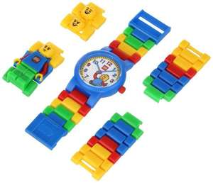 Lego Classic Kids Watch £9.99  (Prime) / £13.98 (non Prime)  @ Amazon