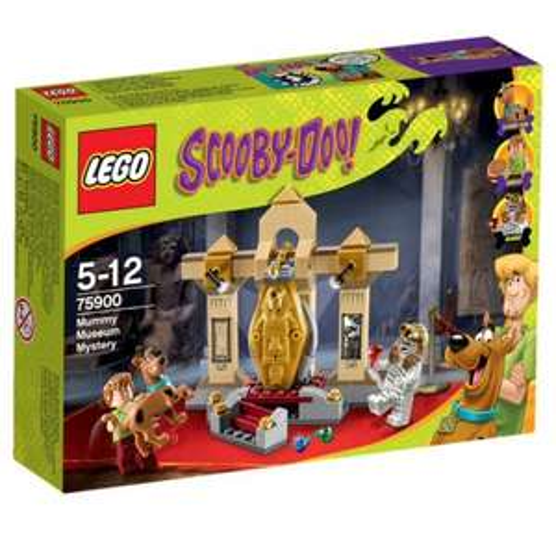 Lego Scooby-Doo Mummy Mystery Museum - £9.59 (Prime) £13.58 (Non Prime) @ Amazon