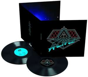 Daft Punk - Alive 2007 double vinyl album AMAZON £10.40 (Prime) £13.39 (Non Prime)
