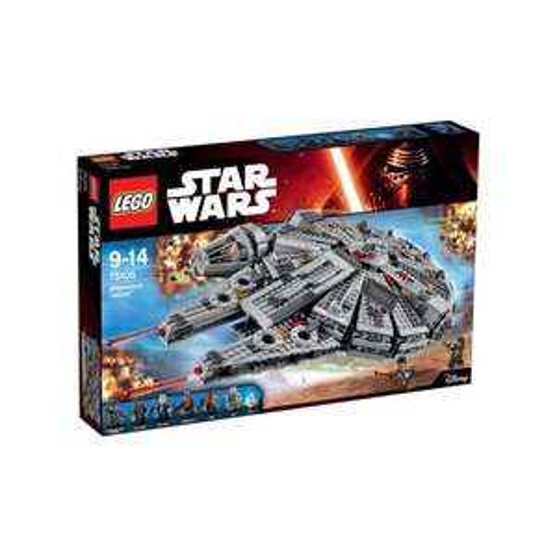 LEGO Star Wars Force Awakens Millennium Falcon 75105 £104 @ Smyths Toys
