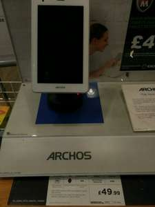 Archos 70b Xenon 3g tablet £49 @ currys