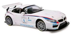 Legler 1:18 Scale BMW Z4 GT3 Plastic Model (White) £5.21 (Prime) £7.65 (Non Prime) @ Amazon