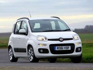 Fiat Panda 1.2 Easy 5dr - £474 deposit & £79 per month - 10,000 miles pa - 2 year lease £2291.00 @ Fleet Prices