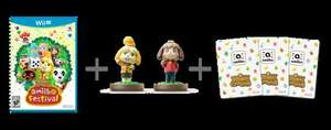 Animal Crossing: Amiibo Festival - Amiibo Bundle (Wii U) £45.12 @ Amazon Italy [Pre-Order]