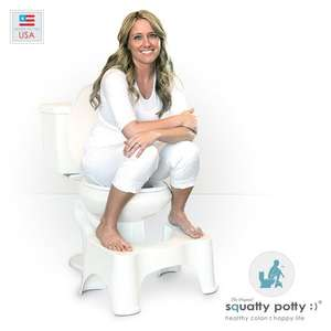 Squatty Potty Ecco (23cm) £27 @ Amazon (£21.60 @ BeatMyPrice)