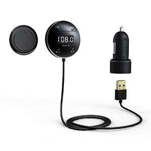 Rii® Geartist GB01 Wireless Bluetooth Car Kit FM Transmitter - £21.99 Delivered Sold by Uxpressbuying and Fulfilled by Amazon.
