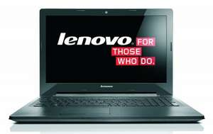 Lenovo G50 Notebook at £250.42 on Amazon