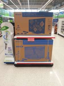 Polaroid 50 inch smart led hd tv with wifi £284 at Asda in store only