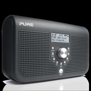 PURE One Elite Series 2 DAB/FM Radio - £22.25 (RTC from £66.75) @ Tesco instore