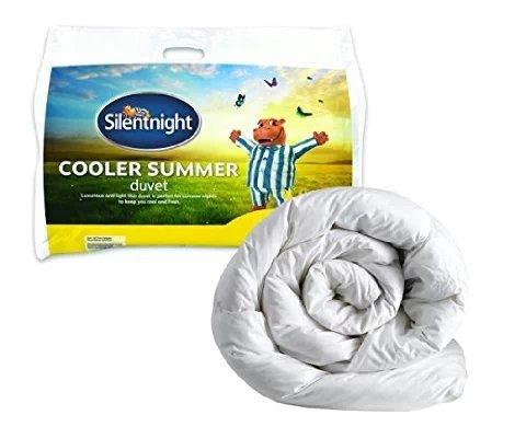 Morrisons  -  Silentnight Cooler Summer 4.5 Tog Duvet, Single £1 @ Morrisons