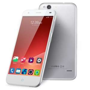 "ZTE Blade S6 5.0"" Sim Free Android 16GB - White/Silver  £107.99 @ compadvance"