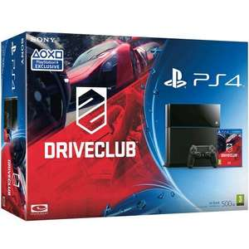 ps4 driveclub bundle £200 / PS3 & 360 Bundles £100 @ asda instore