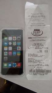 iPod Touch 5th Generation £75 - ASDA