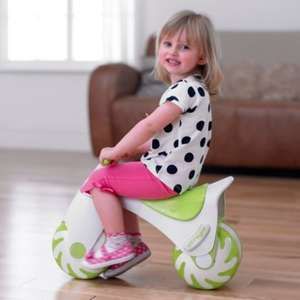 Bouncycle (green or orange) reduced from £40 to £20 delivered @ TPToys.com
