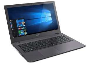 "** New Acer E5-573, 15.6"" Laptop Intel Core i3, 4GB, 1TB, 802.11b/g/n/ac, USB 3.0x2, HDMI, DVDRW + Bluetooth, Webcam, Windows 10 + Tips - Black now £249.00 @ Tesco Direct (Free CnC) **"