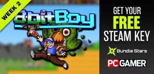 Free 8bitBoy steam key @ pcgamer in association with bundlestars