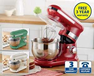 classic stand mixer with 3 year warranty only £69.99 at aldi