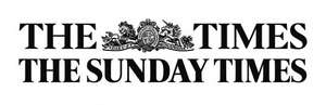 The Times Subscriptions - Buy 1 month, get 2 months free