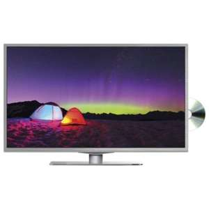 Technika 32F21W-FHD/DVD 32 Inch Full HD 1080p Slim LED TV / DVD Combi with Freeview - White £189 @ Tesco